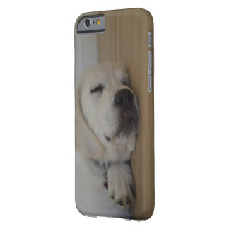 Golden Retriever Puppy Barely There iPhone 6 Case
