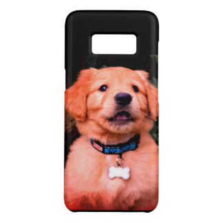 Golden Retriever Puppy Case-Mate Samsung Galaxy S8 Case