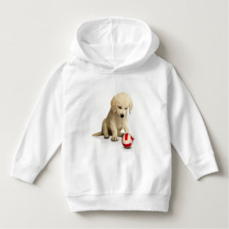 Golden Retriever Puppy Hoodie