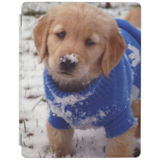 Golden Retriever Puppy iPad Smart Cover