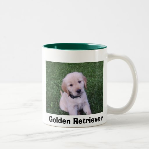 Golden Retriever Puppy Mug