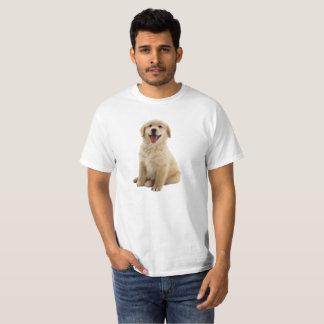Golden Retriever Puppy Shirt