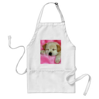 Golden Retriever Puppy Standard Apron