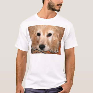 Golden Retriever Puppy T-Shirt