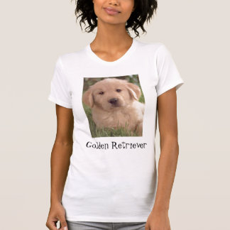 Golden Retriever T Shirt