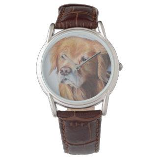Golden Retriever Watch! Wristwatches