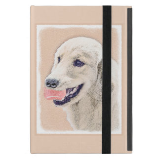 Golden Retriever with Tennis Ball Painting Dog Art Case For iPad Mini