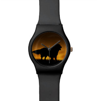 Golden Retriever Wrist Watch