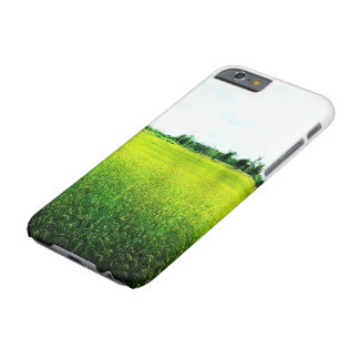 Golden Rice Field Photo iPhone 6/6S Case