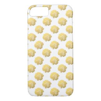 Golden Rose iPhone 8/7 Case