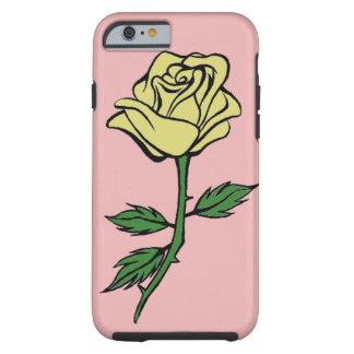 Golden Rose Tough iPhone 6 Case