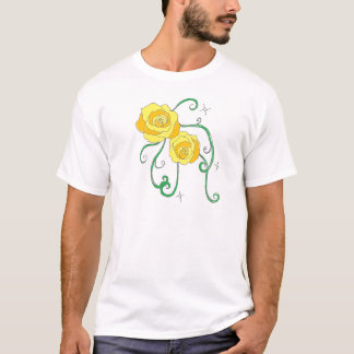 Golden Roses T-Shirt