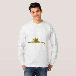 Golden Rowing Long Sleeve T-Shirt