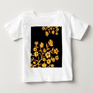 Golden Sakura Art 2 Baby T-Shirt