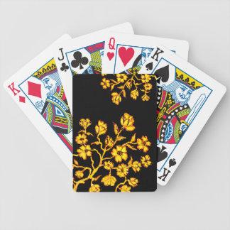 Golden Sakura Art 2 Poker Deck