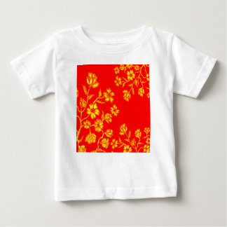 Golden Sakura Art 3 Baby T-Shirt