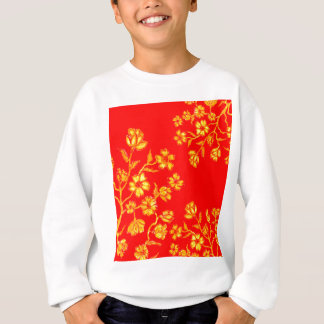 Golden Sakura Art 3 Sweatshirt