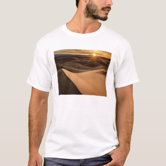 Golden Sand dunes, Death Valley, CA T-Shirt