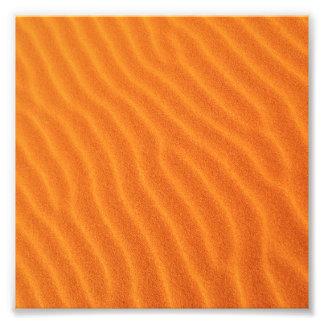 Golden Sand Photo Print