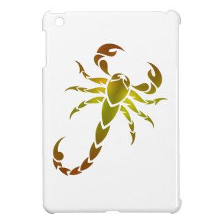 Golden Scorpion iPad Mini Cases