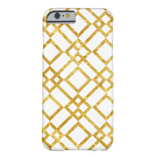 Golden Screen Barely There iPhone 6 Case
