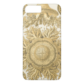 Golden Sea Creatures iPhone 7 Plus Case