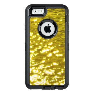 Golden sea OtterBox iPhone 6/6s case