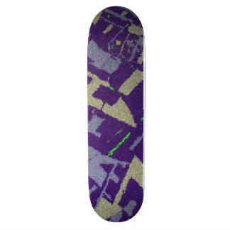 Golden Section Purple 20 Cm Skateboard Deck