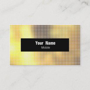 Sequin business cards zazzle au golden sequin business card colourmoves