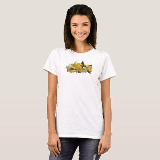 Golden Ship T-Shirt