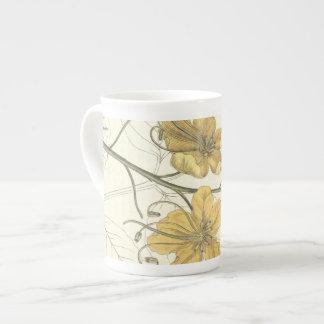 Golden Shower Tree Tea Cup