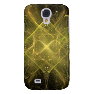 Golden Sky Explosion Samsung Galaxy S4 Covers