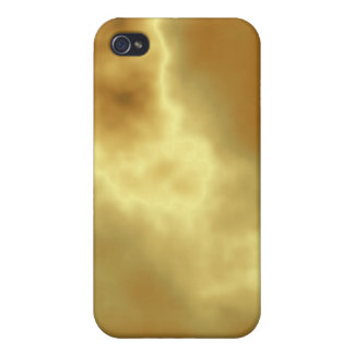golden sky  iPhone 4/4S cover