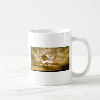 golden sky coffee mugs