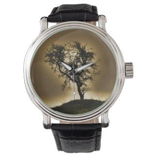 Golden Sky Wristwatch