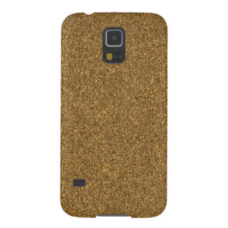 Golden Sparkle and Shimmer Galaxy S5 Cover