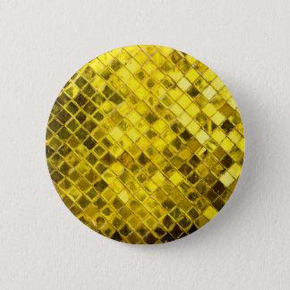 Golden Standard, 2¼ Inch Round Button