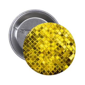 Golden Standard, 2¼ Inch Round Button