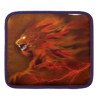 golden star fiery woolf sleeve sleeves for iPads
