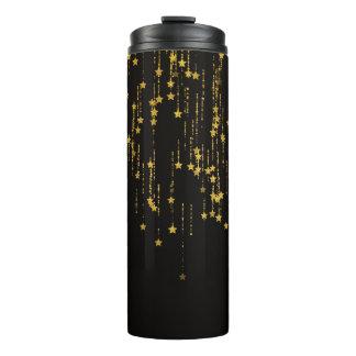 Golden Stars - Thermal tumbler