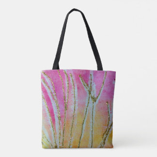 Golden Stems Totebag Tote Bag