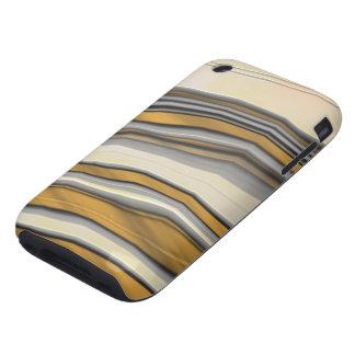 Golden Stripes #1c iPhone 3 Tough Covers