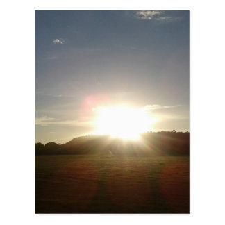 Golden Sun 1 Postcard