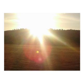 Golden Sun 2 Postcard