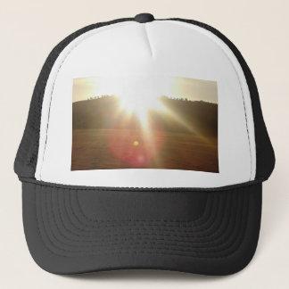 Golden Sun 2 Trucker Hat