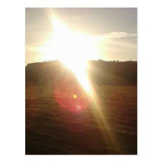 Golden Sun 3 Postcard