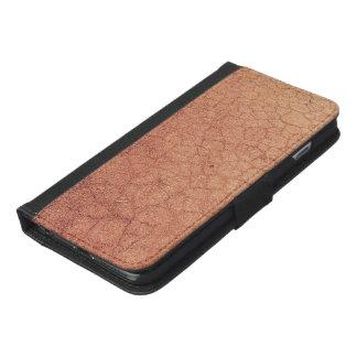Golden Sun Stone iPhone 6/6s Plus Wallet Case