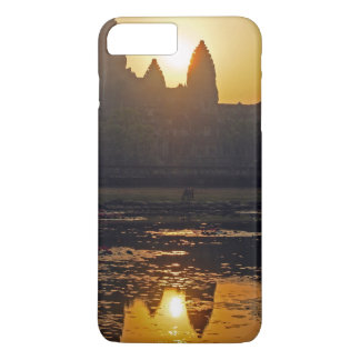 Golden Sunrise at Angkor Wat iPhone 7 Plus Case