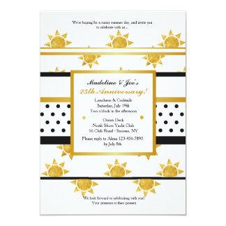 Golden Suns Invitation
