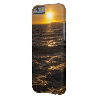 Golden Sunset Barely There iPhone 6 Case